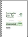 eBook Pengendalian Unsur Hara Anorganik 201106